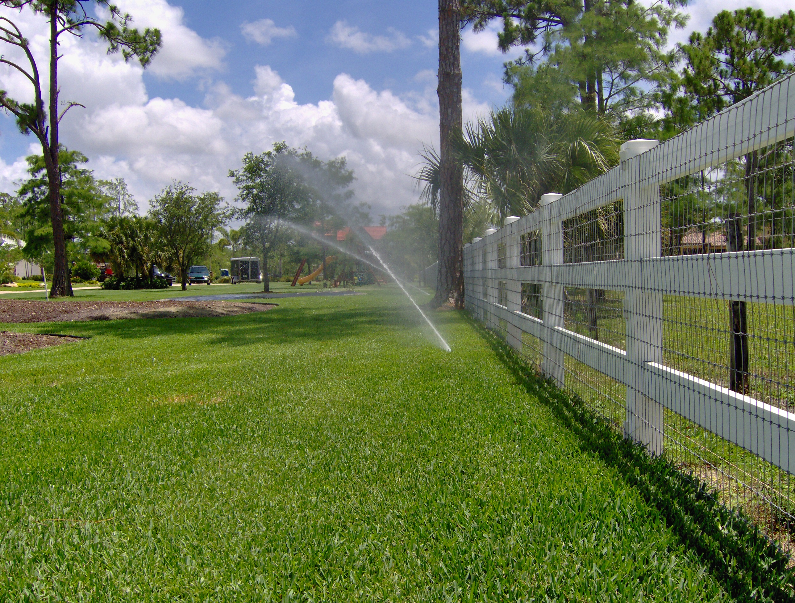Homeland sprinklers