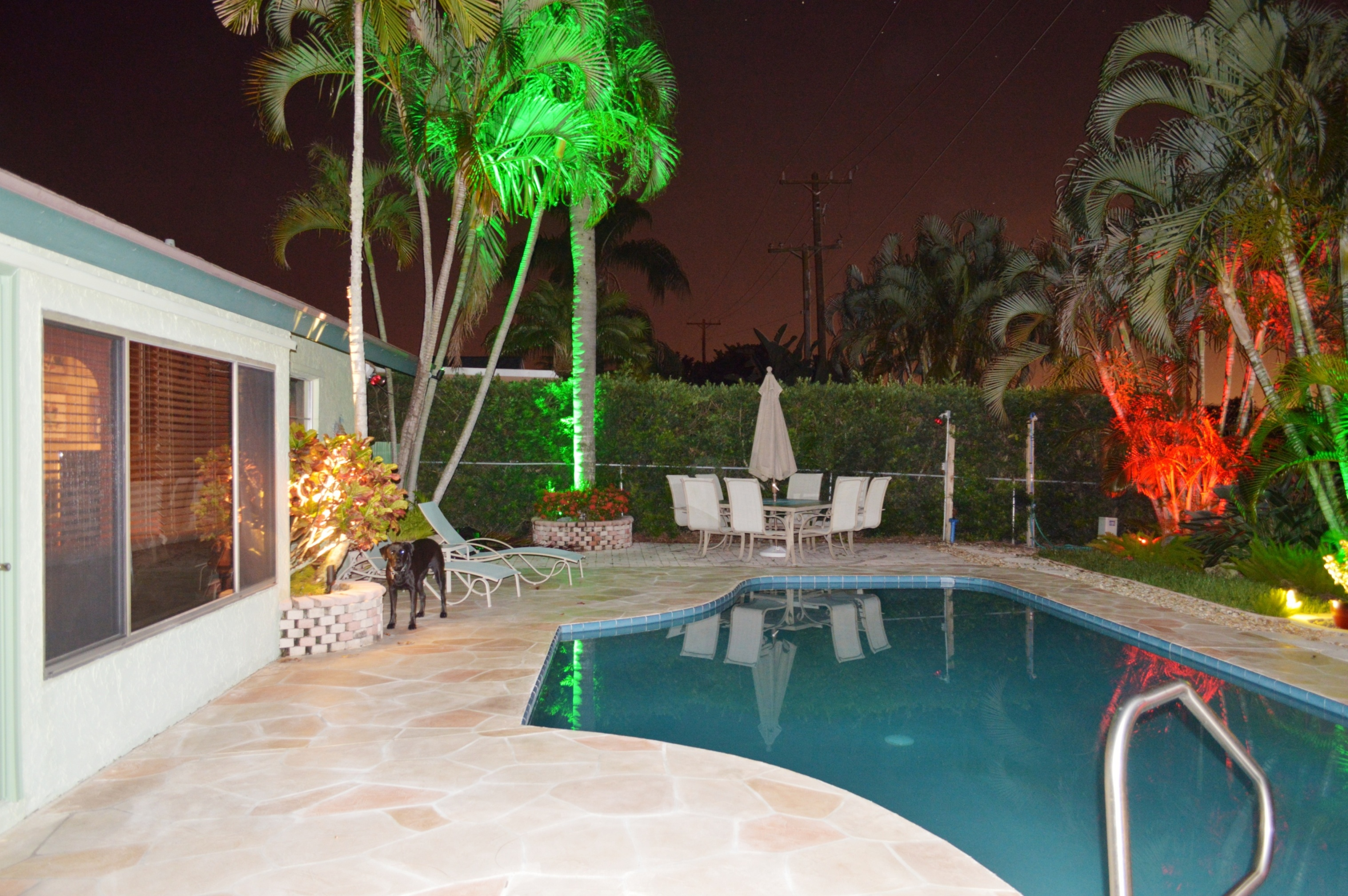 Boynton Beach landscaping lighting 5