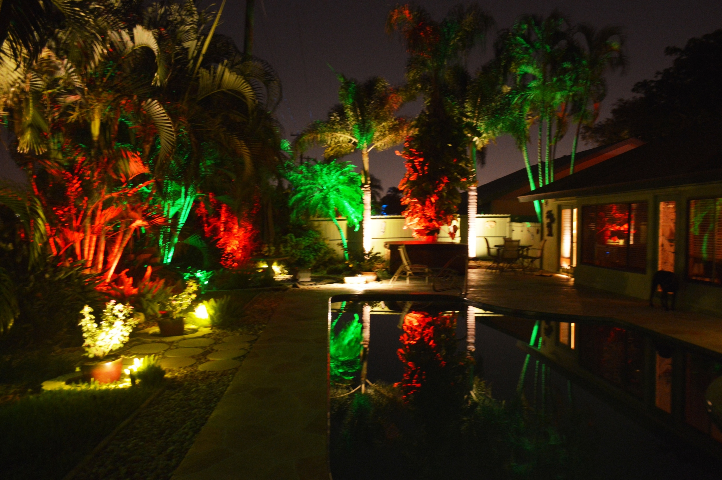 Boynton Beach landscaping lighting 9