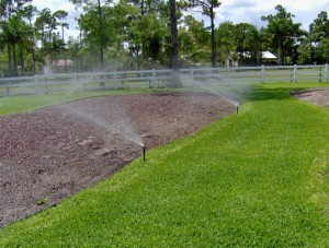 Regular Maintenance of Your Sprinklers Will Keep Them Running Better and Longer